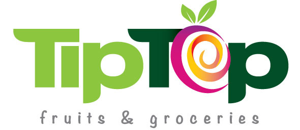 Tip Top Fruits & Groceries logo