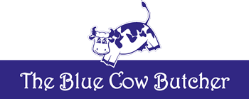 Blue Cow Butcher logo