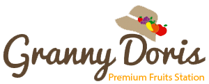 Granny Doris Premium Fruits Station  logo