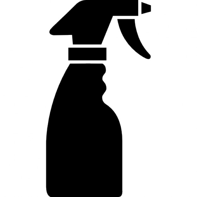 Cleaning spray bottle 318 63443