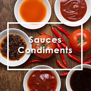 Sauces & Seasoning image