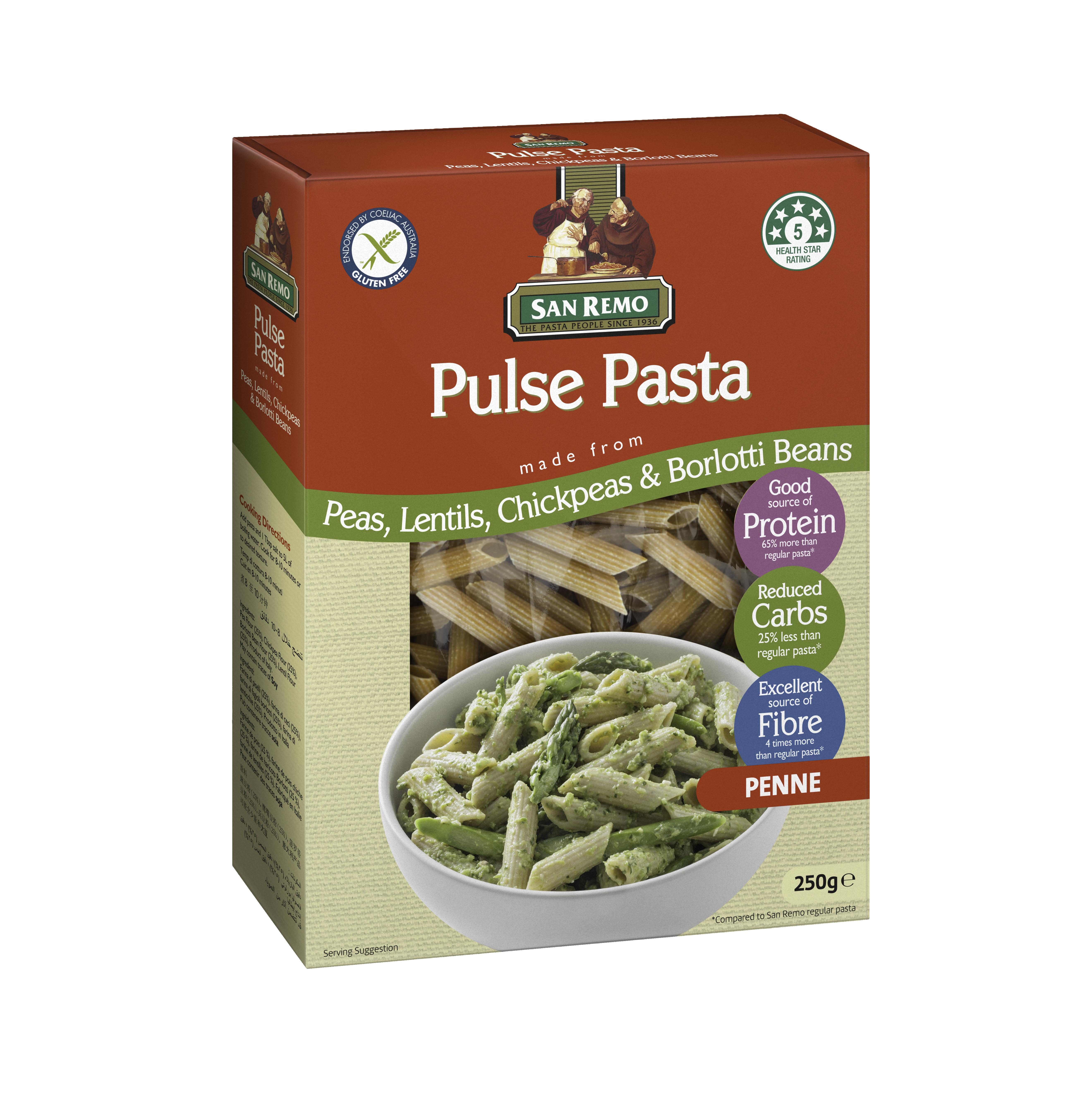Shaped Pasta image
