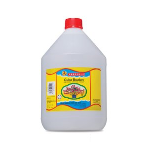 Bunga Artificial Vinegar 3 2kg Bottle 4 Bottles Per Carton 杜鹃花