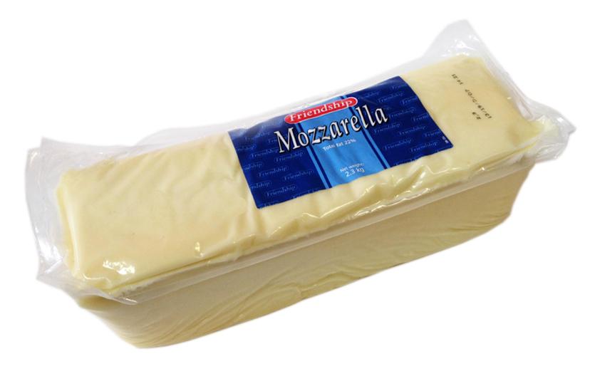 Mozzarella Cheese image