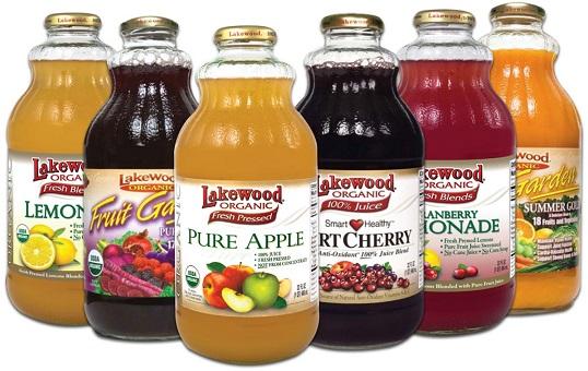 Blended Juices image