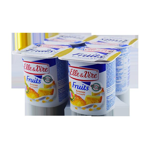 Yogurt with Fruits image