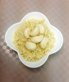 Garlic & Ginger & Onion image