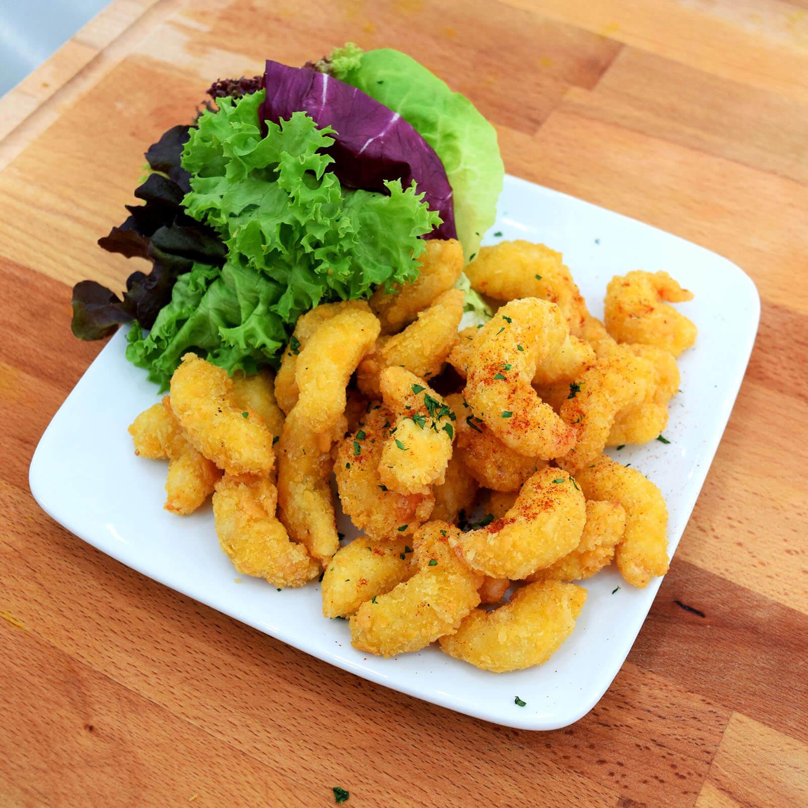 Processed Seafood image